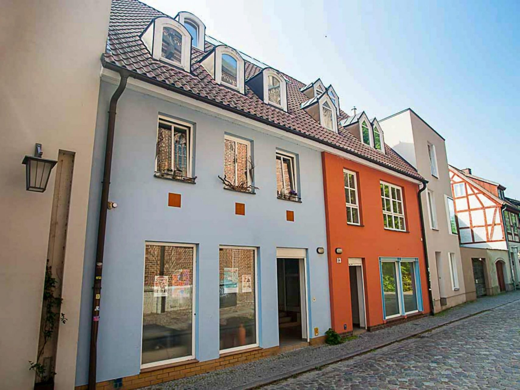 Außenansicht Altstadt Studio Papenstraße