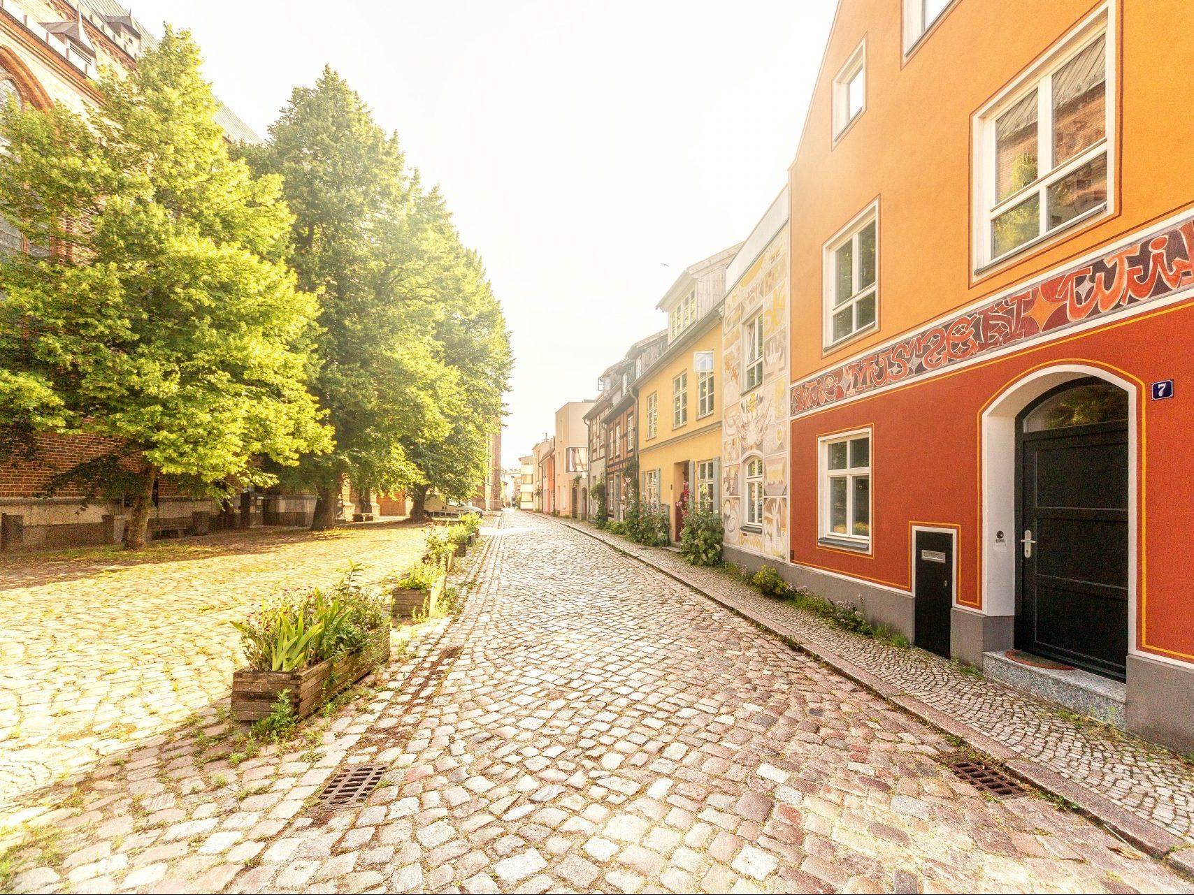 Papenstraße Stralsund